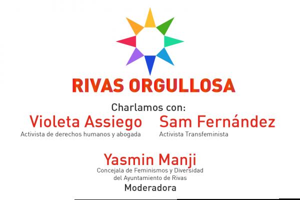 Rivas Orgullosa. Entrevista y debate