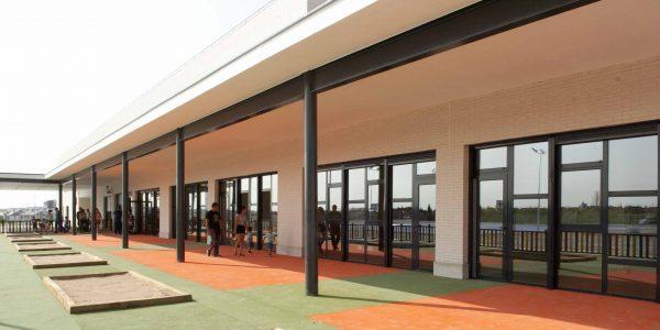 Rivas y Comunidad acuerdan elaborar un plan sobre infraestructuras educativas