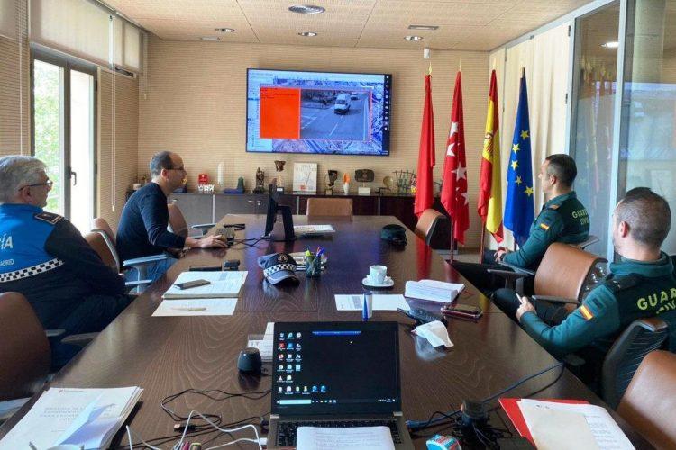 La Comisión de Seguridad finaliza sus encuentros preparando la nueva normalidad