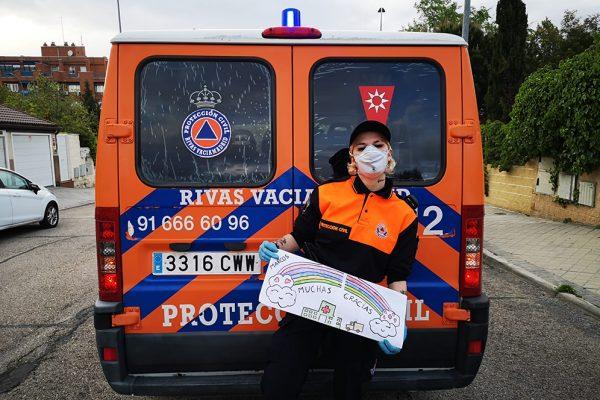 El voluntariado en Rivas: encuentros informativos