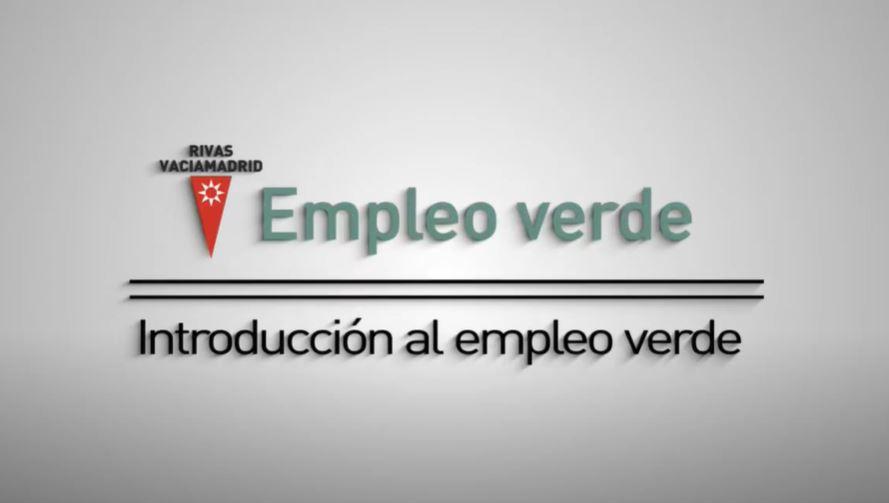 Curso de formación: introducción al 'empleo verde'