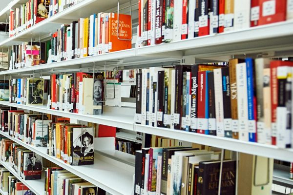 La biblioteca José Saramago ya está operativa