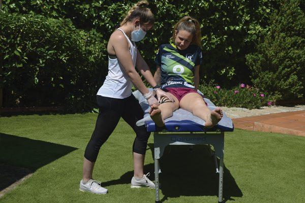 Volver a empezar: deportistas que retoman sus entrenamientos