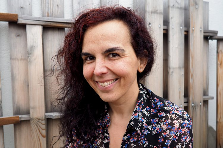 Silvia Nanclares:
