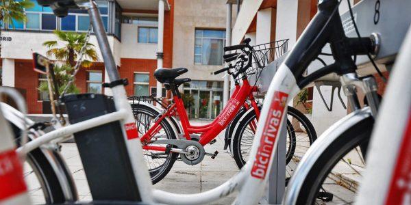 BicinRivas: abonos temporales a 0,50 euros por el Día Mundial de la Bicicleta