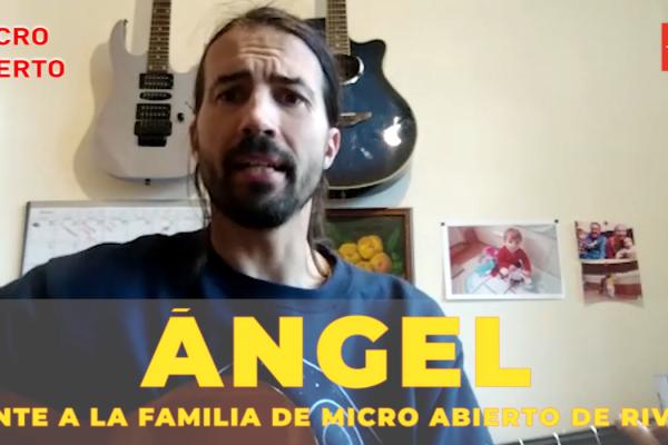 Micro Abierto: 'Abrazo a la vida'