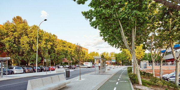 Nuevas mejoras urbanas para el barrio Covibar