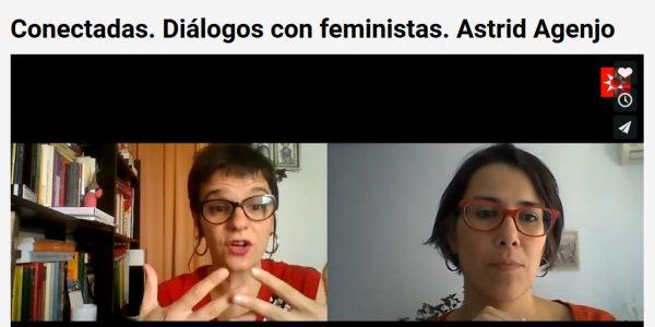 """Astrid Agenjo: """"El trabajo que no se paga también es economía"""""""