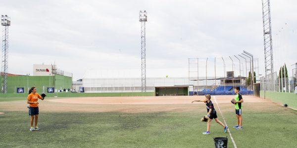 El polideportivo Cerro del Telégrafo abre en agosto