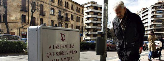 Arte urbano que necesita de las personas mayores de Rivas