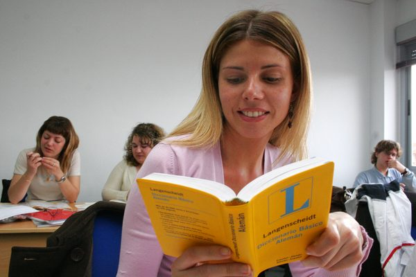 Inglés, alemán y francés: Escuela Oficial de Idiomas de Rivas