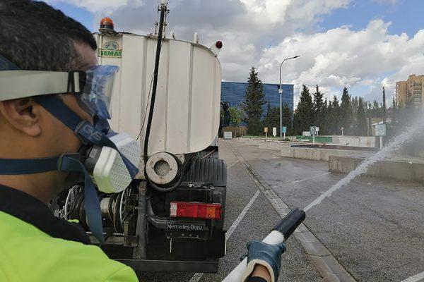 Rivamadrid: cuidar la ciudad en plena pandemia