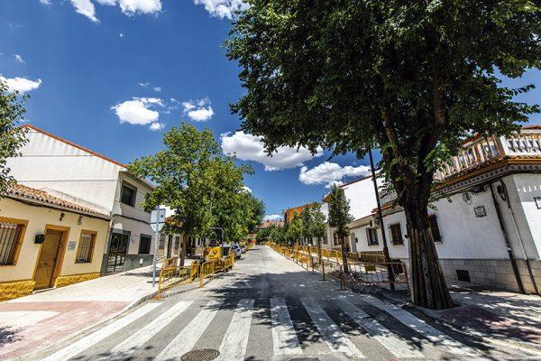 Covibar y Casco Antiguo: nueva fase en sus obras de mejora