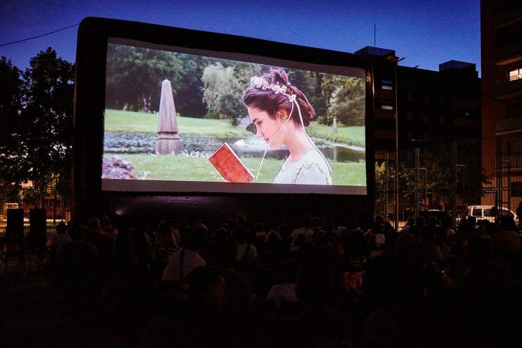Cine de verano familiar: nocturno, gratuito y al aire libre