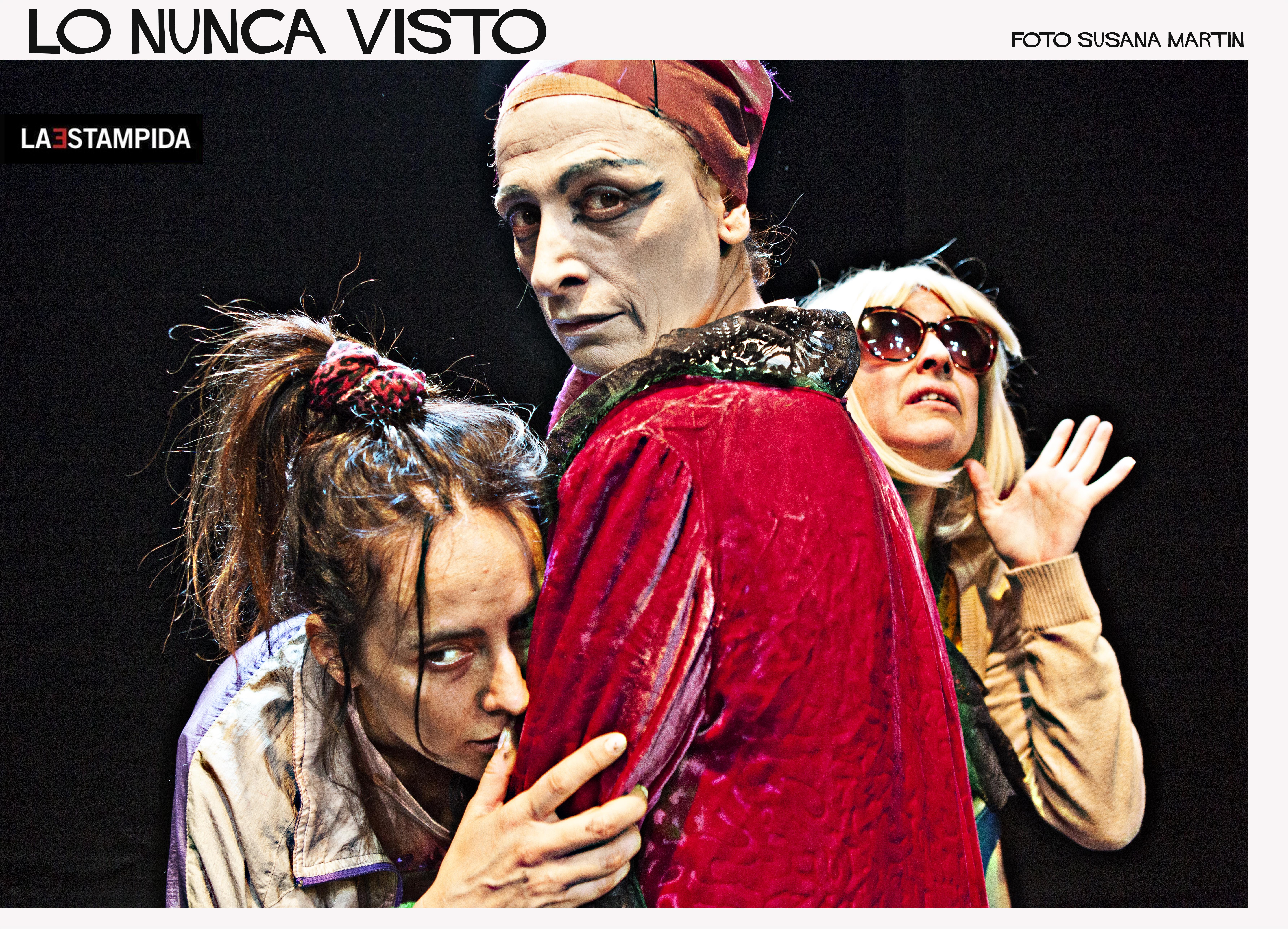 Teatro: Lo nunca visto