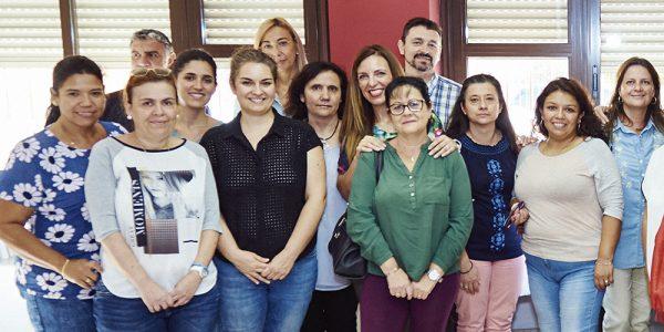 Nuevos itinerarios formativos del proyecto 'Rivas más empleo'