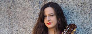 Elena Ortega: la guitarrista clásica de Rivas