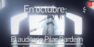 Espectáculos para octubre en el Pilar Bardem