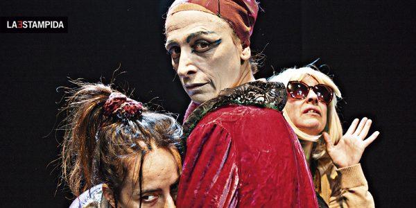 Una obra teatral para presenciar 'Lo nunca visto'