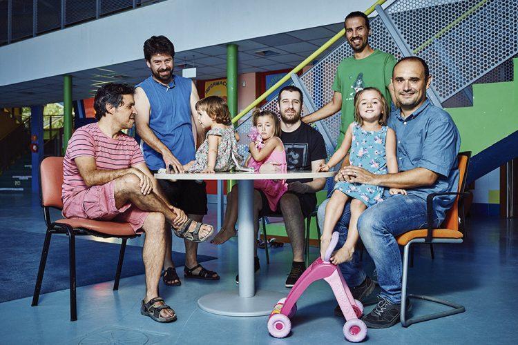 Bebetecas, pequetecas y espacios de juego infantiles