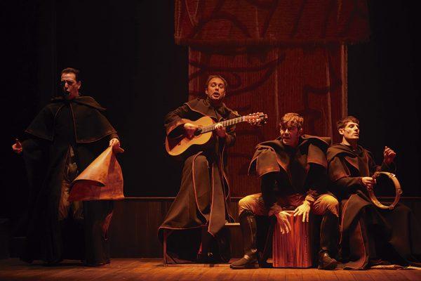 El teatro de Ron Lalá: un viaje con humor y música al Siglo de Oro