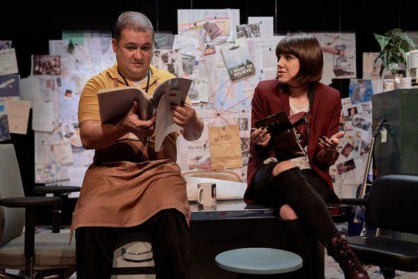 Vuelve el teatro a Rivas: espectáculos del auditorio