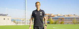 Valentín Pizarro: un árbitro de Primera en Rivas
