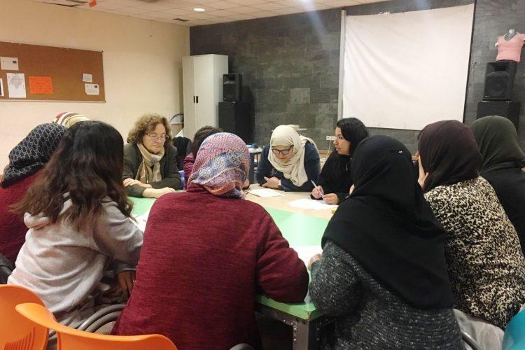 Aula Abierta Mujeres: taller de lengua castellana y conocimiento del medio