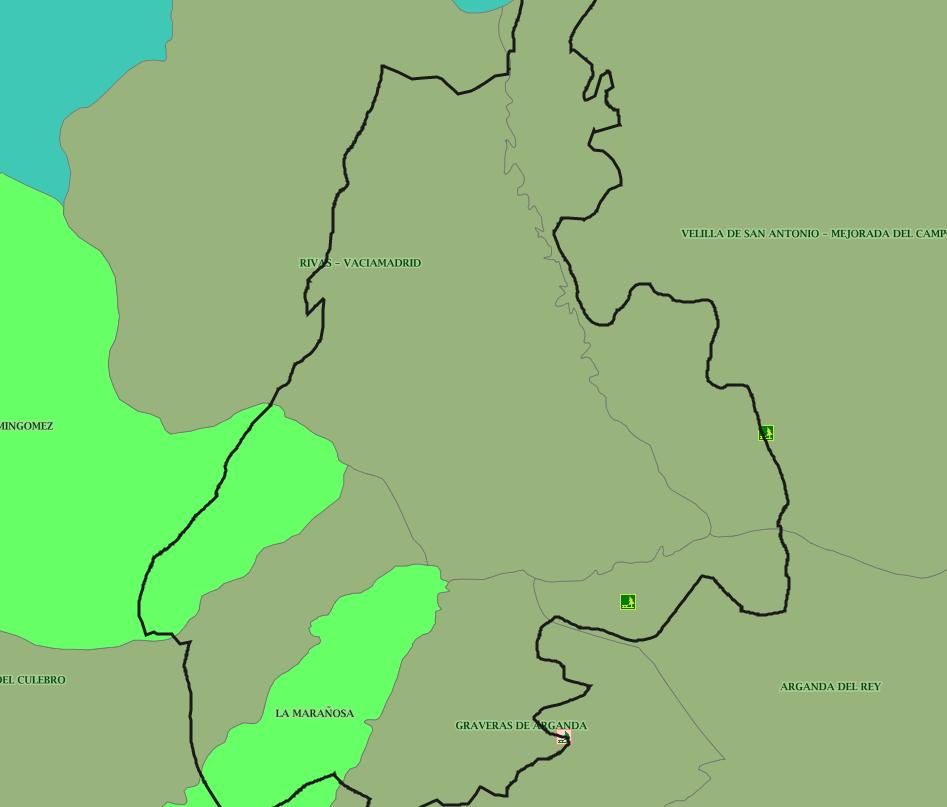 Mapa de Calidad y Unidades del Paisaje