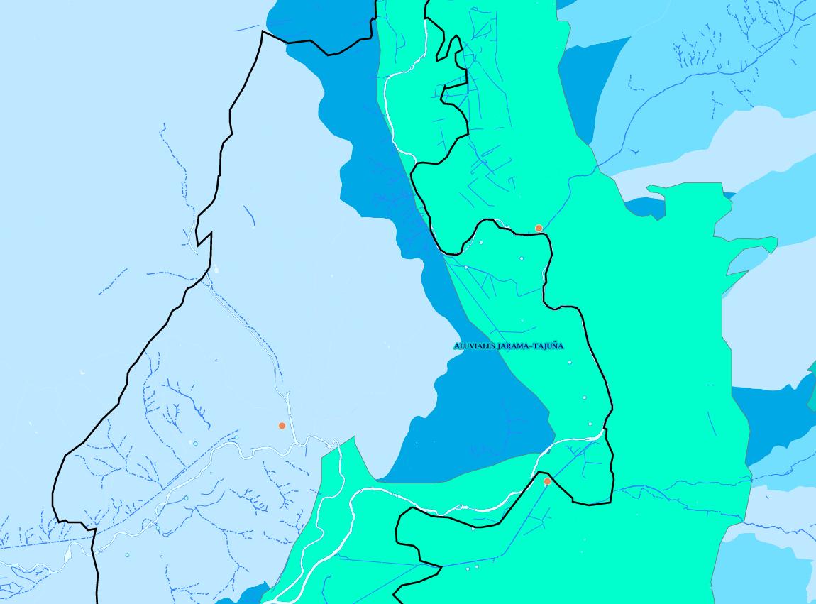Mapa Hidrogeográfico
