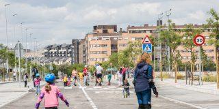 Rivas, una de las ciudades españolas más seguras para ciclistas y peatones