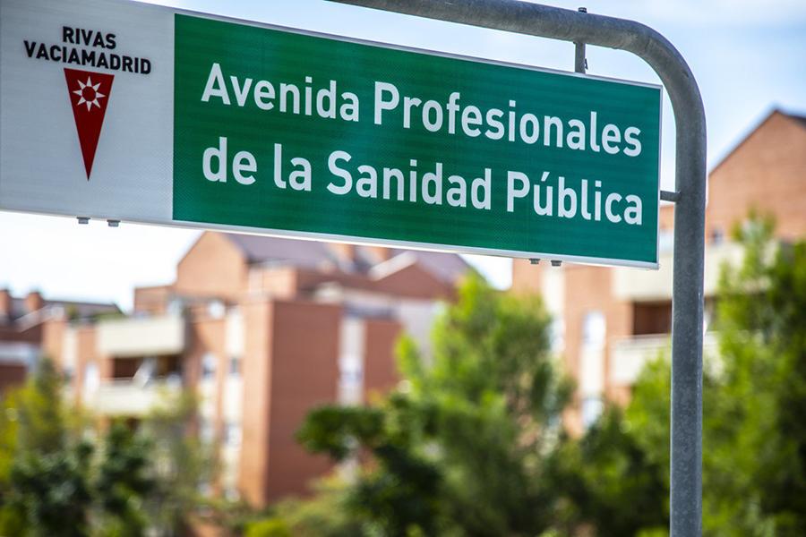 Se reabren al tráfico tramos de las avenidas Profesionales de la Sanidad Pública y 8 de marzo