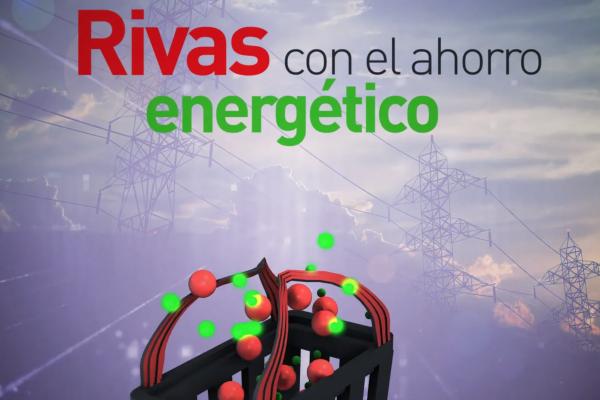 Rivas con el ahorro energético