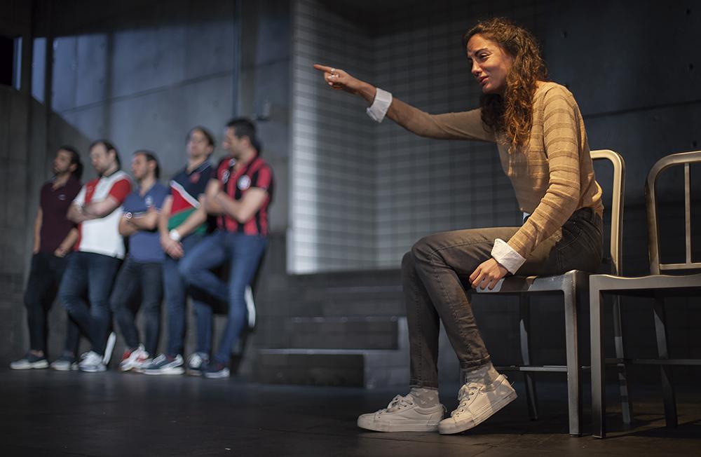 'Jauría': el juicio a La Manada, al teatro