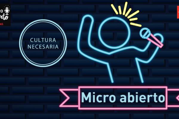 Micro Abierto 29 octubre 2020