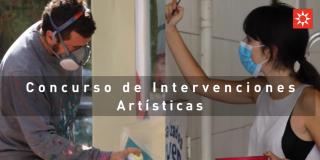 Concurso de Intervenciones Artísticas en la vía urbana