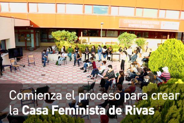 Comienza el proceso para crear la Casa Feminista de Rivas