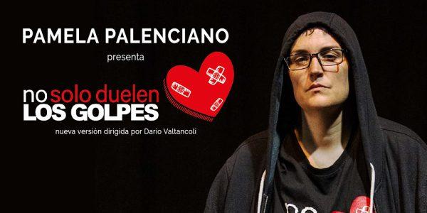 Pamela Palenciano: 'No solo duelen los golpes'