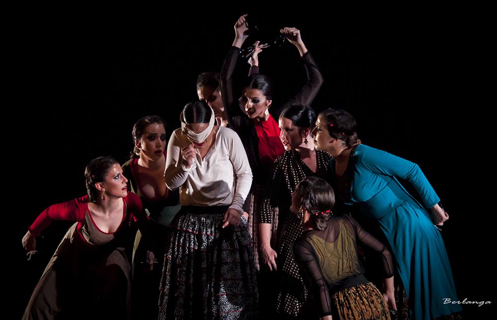 Danza: 'Tela, catola... danza española'
