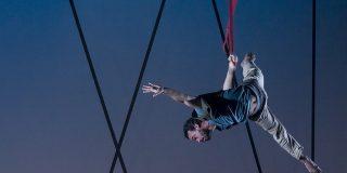 'YOLO', un canto a la vida desde el circo