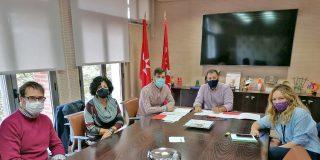 Nuevo servicio de limpieza de pintadas en comercios con Asearco y Rivamadrid