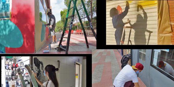 Inscripciones abiertas para el IX Concurso de Intervenciones Artísticas de Calle