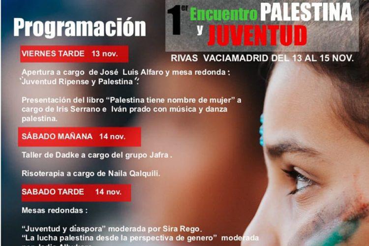 Jornadas culturales: 'Palestina tiene nombre de mujer'
