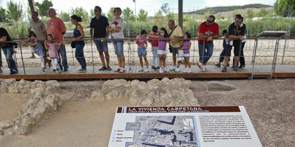 De yincanas y yacimientos: naturaleza y pasado de Rivas