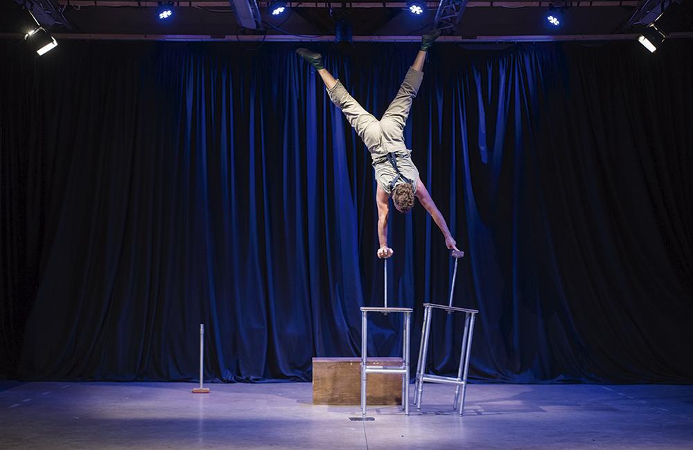 Festaclown: el arte circense agota las entradas