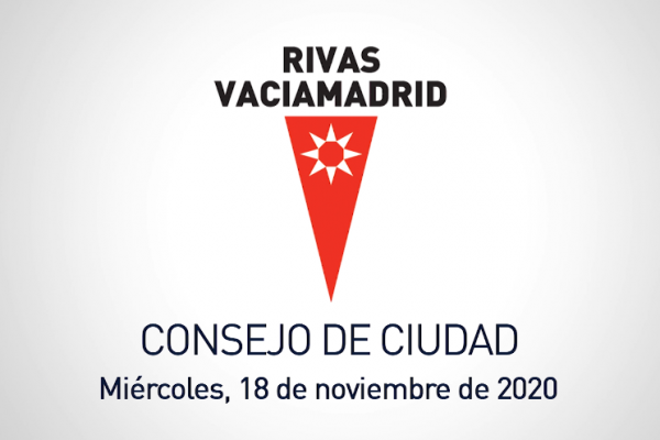 Consejo de Ciudad, 18 noviembre 2020