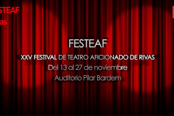 Festival de Teatro Aficionado de Rivas Festeaf