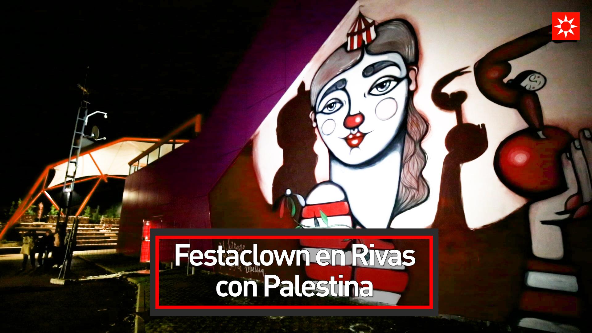 Festaclown: Gala solidaria por Palestina