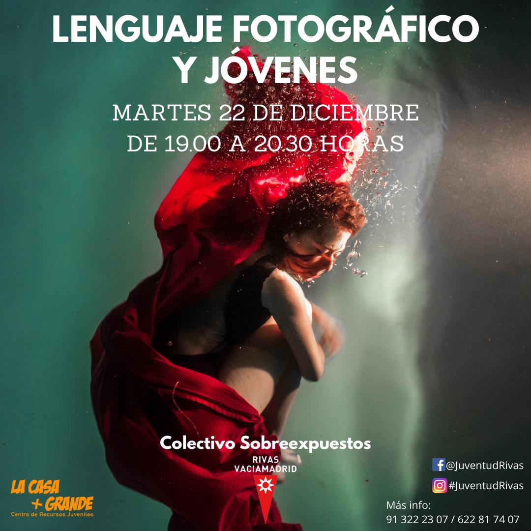 Encuentro 'Lenguaje fotográfico y jóvenes'