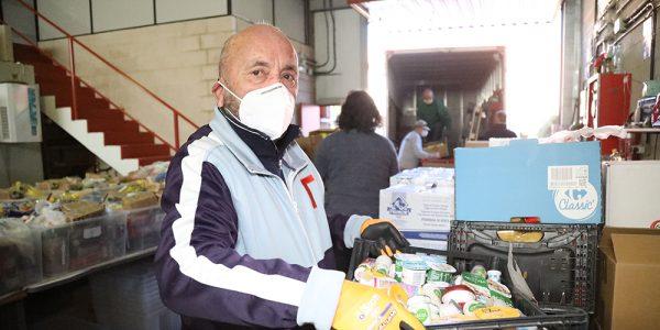 Red de Alimentos de Rivas: más allá de la solidaridad